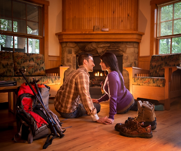 take time to canoodle at a virginia state park cabin state Va State Parks Cabins