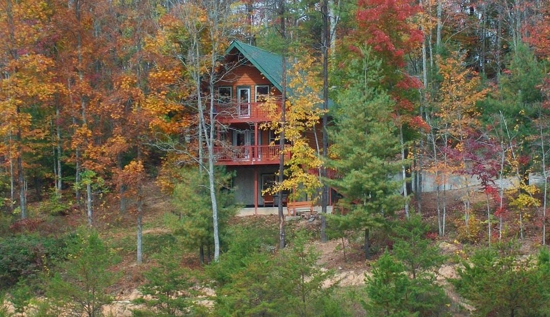 thanksgiving in red river gorge scenic cabin rentals Cabins Near Red River Gorge
