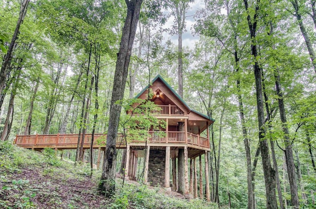 the best cabins in hocking hills Cabins In Hocking