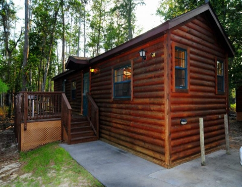 the cabins at disneys fort wilderness resort Cabins At Ft Wilderness