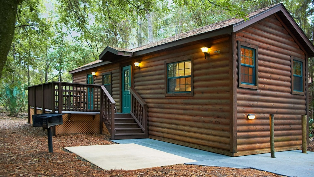 the cabins at disneys fort wilderness resort in orlando Cabins At Ft Wilderness