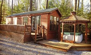 the dakota cabin campers paradise campground cabins Cabins In Cooks Forest