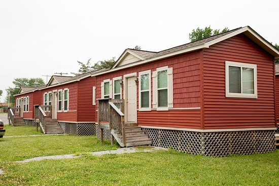 the ideal cabins sleep 4 6 picture of indiana beach Indiana Beach Cabins