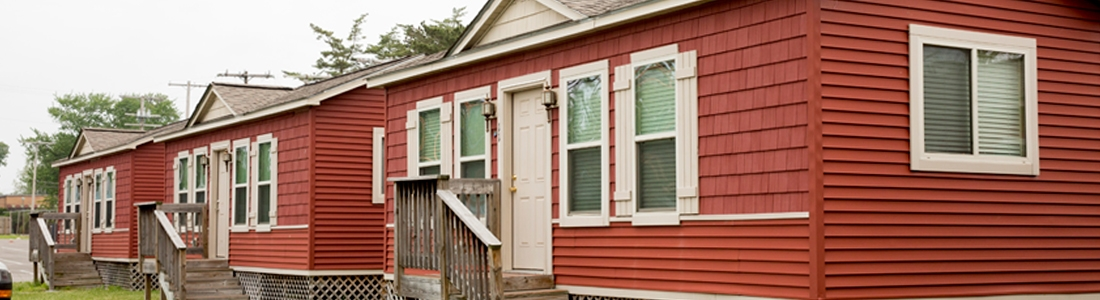 the ideal cabins stay at indiana beach Indiana Beach Cabins