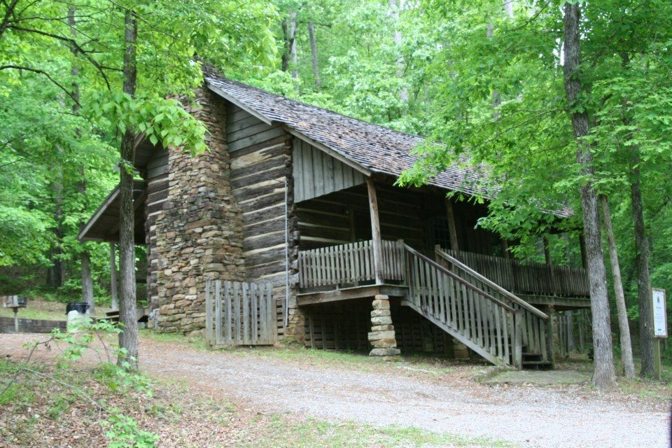 the peel cabin tannehill state park alabama sweet home Tannehill State Park Cabins