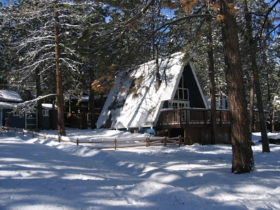 the pinecone chalet a vacation cabin rental in wrightwood Cabins In Wrightwood