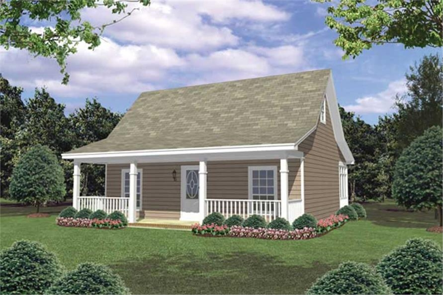 tiny country cabin plan 2 bedrms 1 bath 800 sq ft 141 1008 Country Cabin Plans