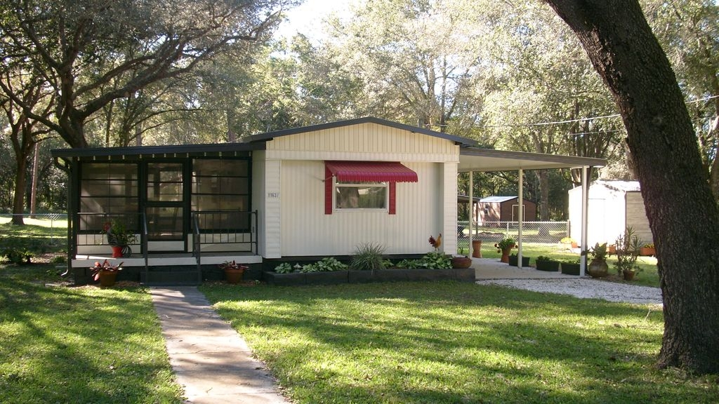 tree tops a florida friendly pet friendly rental san antonio Pet Friendly Cabins In Florida