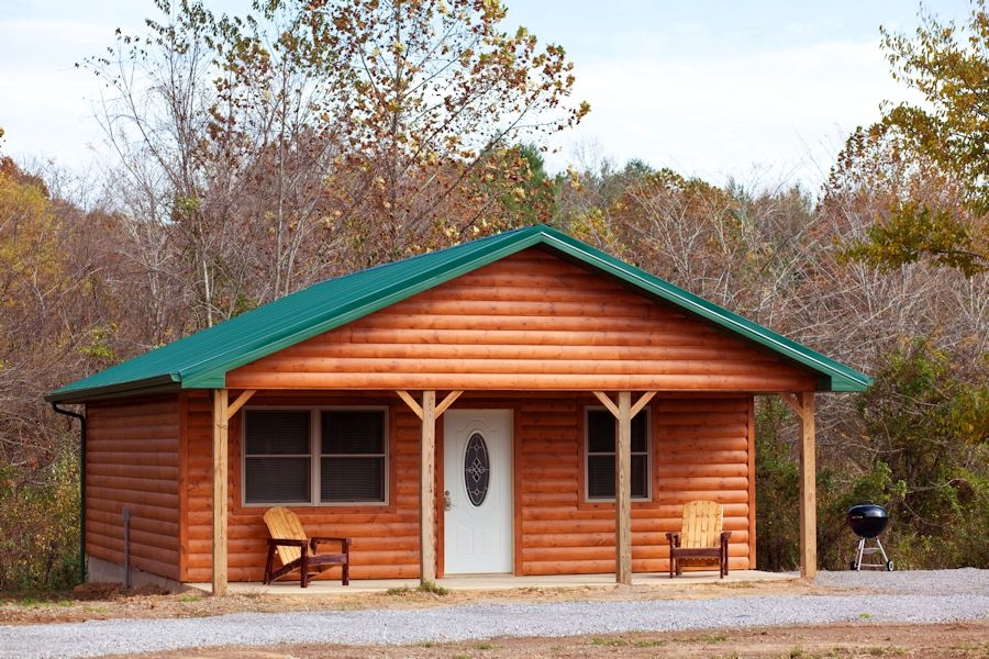 two bedroom log cabins in the shawnee national forest Shawnee Forest Cabins