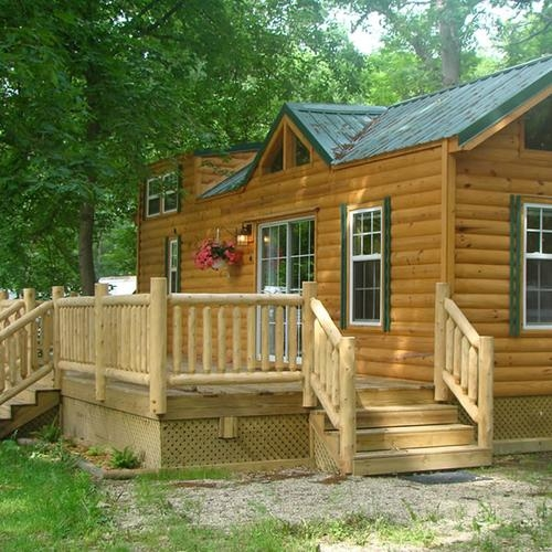 vacation cabin rentals Cabins Near Chicago