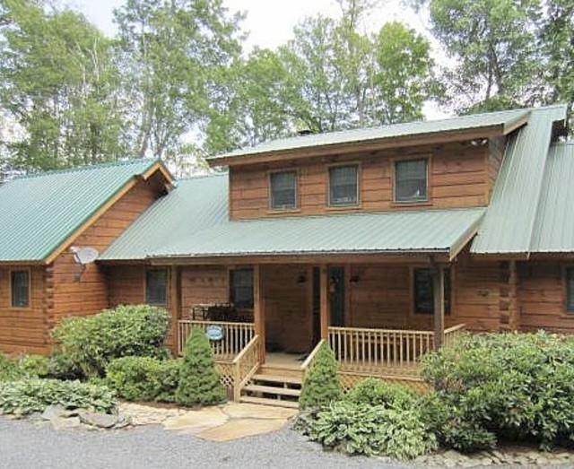 valle crucis log cabin rentals and sales boone nc Valle Crucis Log Cabin Rentals