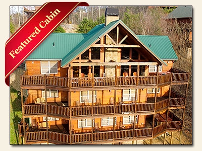 volunteer cabin rentals smoky mountain rental cabins near Mountain Cabins In Tennessee