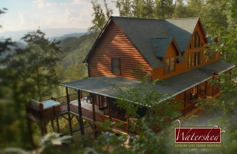 watershed cabins bryson city nc resort reviews Watershed Cabins Bryson City