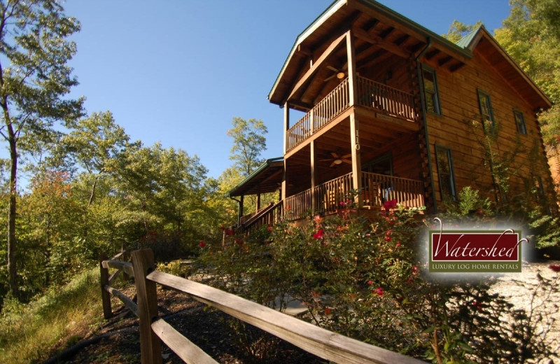 watershed cabins bryson city nc resort reviews Watershed Cabins Nc