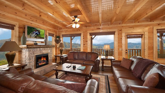 wears valley cabin rentals at the preserve resort Wear Valley Cabins