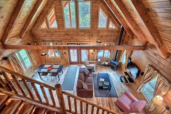 welcome to the hocking hills marsh hollow Pet Friendly Cabins Hocking Hills