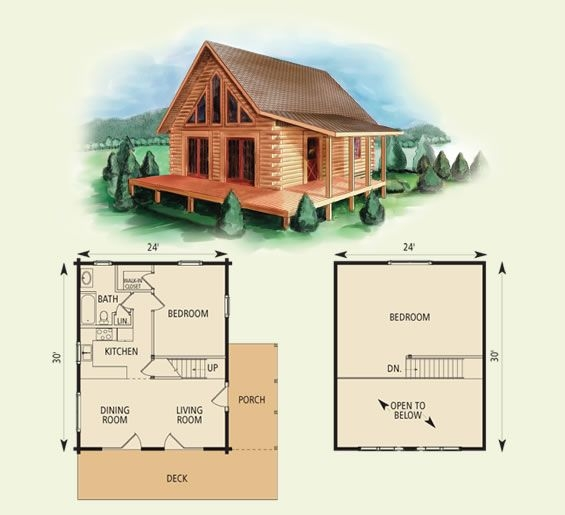 west virginian log home and log cabin floor plan lake Small Log Cabin Floor Plans With Loft