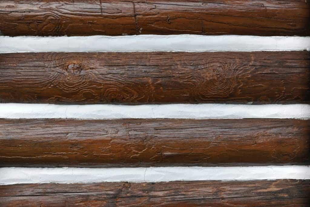 what is chinking a log cabin outdoor troop Log Cabin Chinking