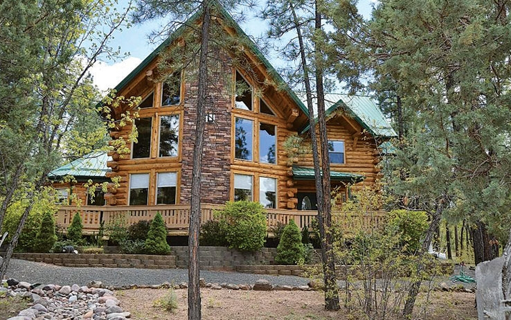 why pinetop lakeside arizona is great for cabin life Pinetop Lakeside Cabins