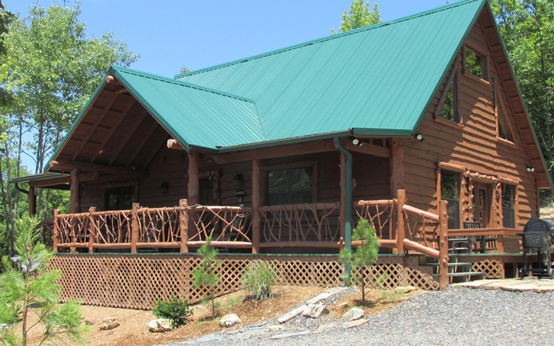 wolfpen creek cabins log cabin rentals ouachita national Wolf Pen Gap Cabins