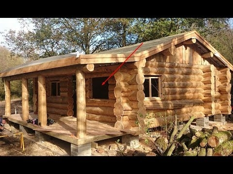 wow small log cabin homes Wooden Cabins Small
