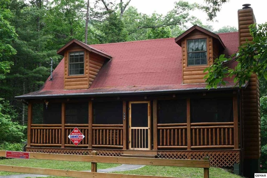 734 country oaks dr pigeon forge tn 37863 Country Oaks Cabins