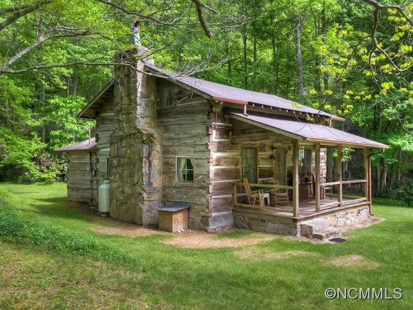 asheville log cabin greybeard realty and rentals Log Cabins For Rent In Nc