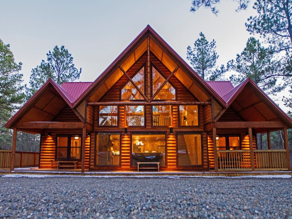 Permalink to Cozy Broken Bow Oklahoma Cabins Ideas