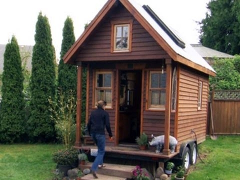 could you live in a 200 square foot home 200 Sq Ft Cabin Kits