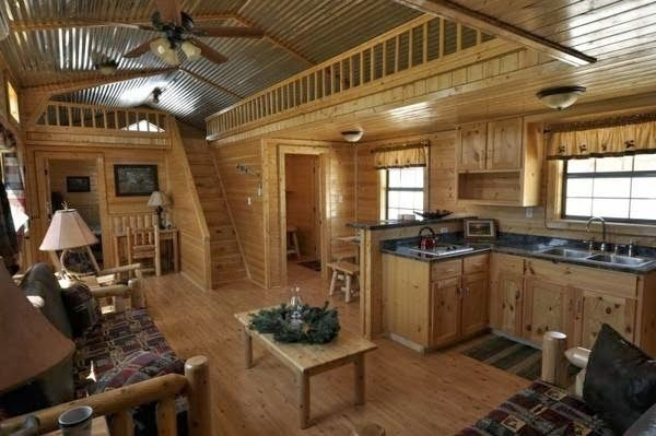 cumberland log cabin kit from 16350 in 2019 tiny house Small Cabin Kits With Loft