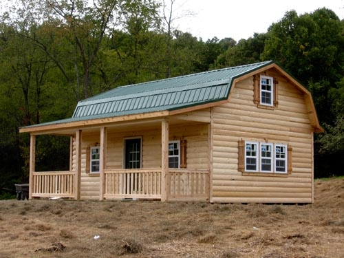gambrel cabins for sale in ohio amish buildings Amish Cabin Prices