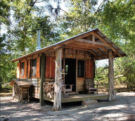 gentleman bobwhite cabin in 2019 tiny house cabin Bottle House Cabins
