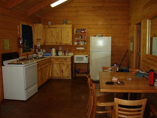 kitchen dinning room picture of river haven cabins rio River Haven Cabins