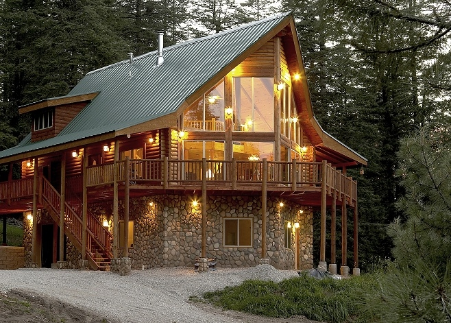 log cabins and land for sale nc mountain land Nc Mountain Cabins