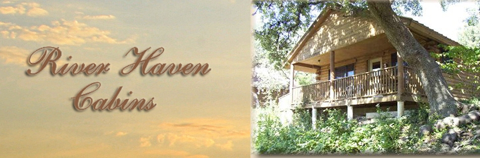 log cabins for rent leakey tx River Haven Cabins