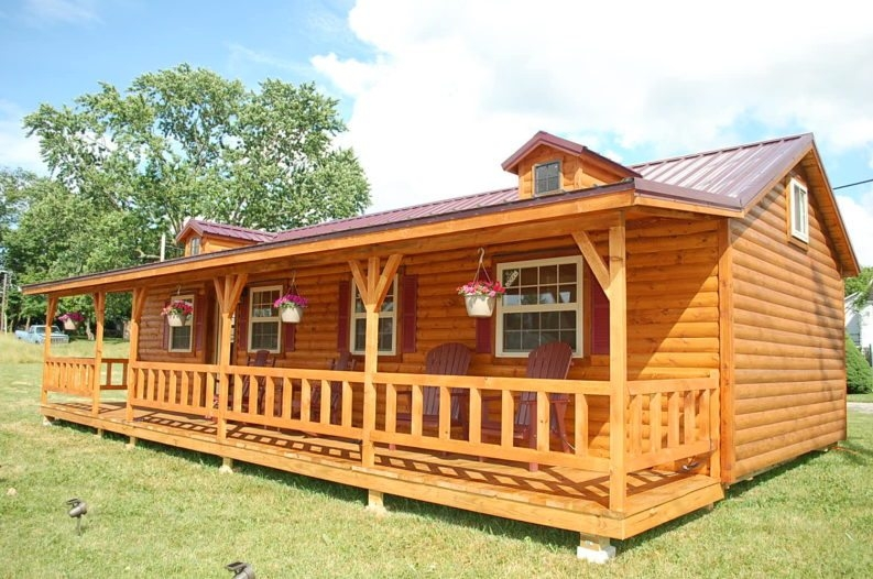 log home kits 10 of the best tiny log cabin kits on the market Amish Cabin Prices