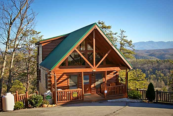pigeon forge cabin grin n bear it 4 bedroom sleeps 12 4 Bedroom Cabins In Gatlinburg