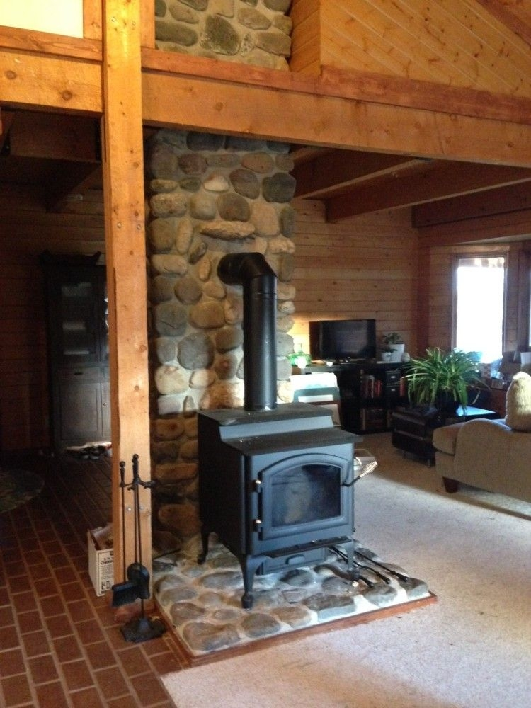 Permalink to Cozy Cabin Wood Stove Gallery