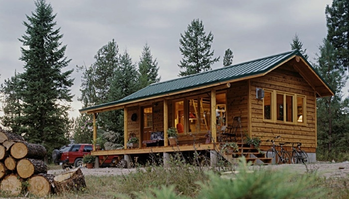 sherpa cabins Tiny House Cabins