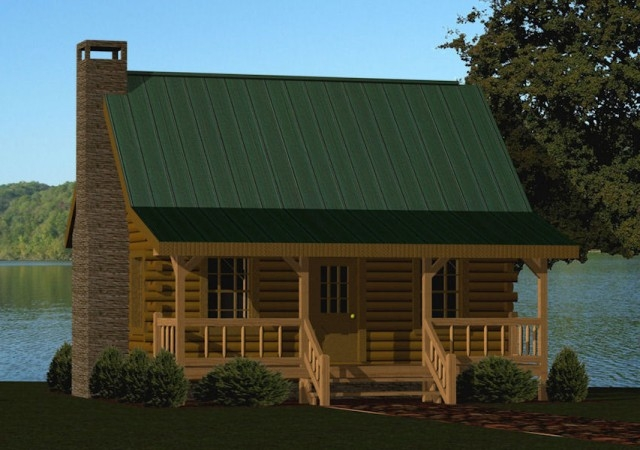 small log cabin kits floor plans cabin series from battle Small Cabin Kits With Loft