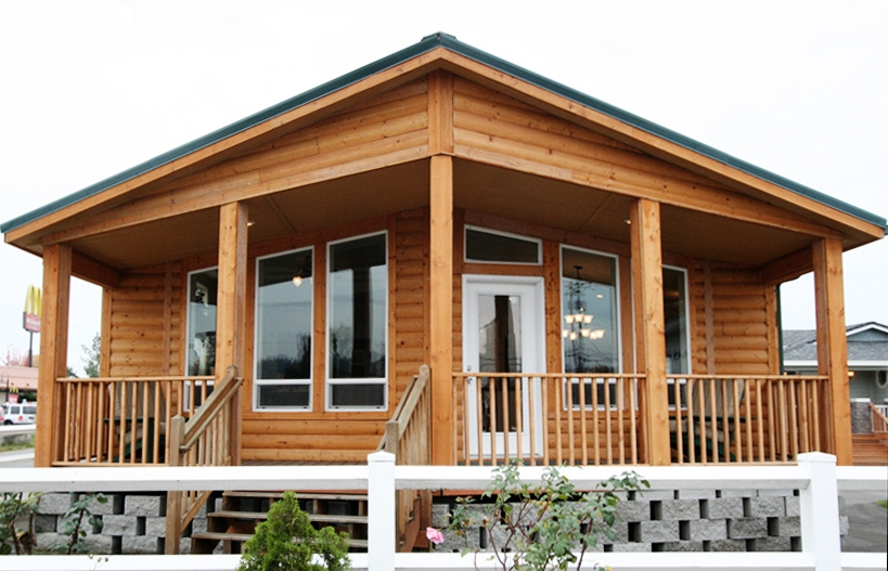 the metolius cabin 4g28522a manufactured home floor plan or Manufactured Cabin