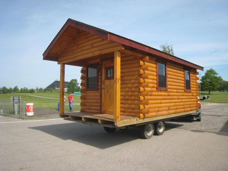trophy amish log cabins tiny house blog Trophy Amish Cabins