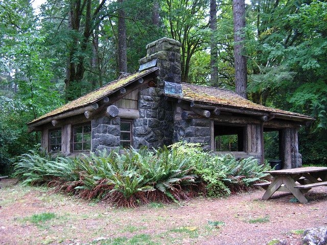twanoh state park washington state in 2019 house in Washington State Parks Cabins