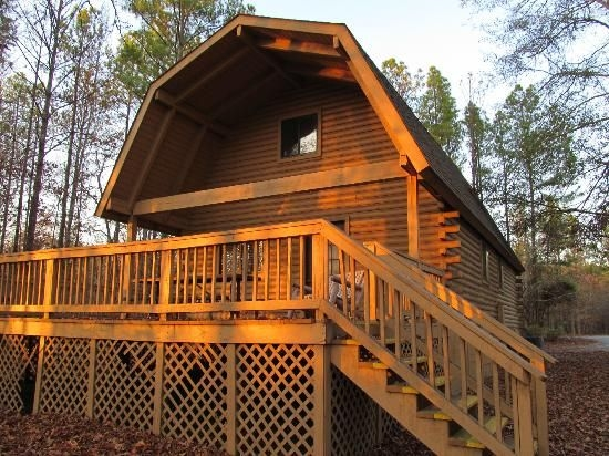 uchee creek army campground and marina on fort benning Fort Benning Cabins