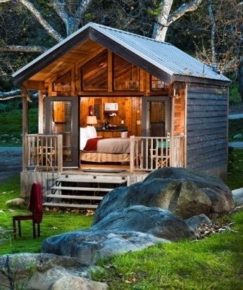 15 amazing tiny homes tiny cabins little cabin cabin homes Small Cabin Houses