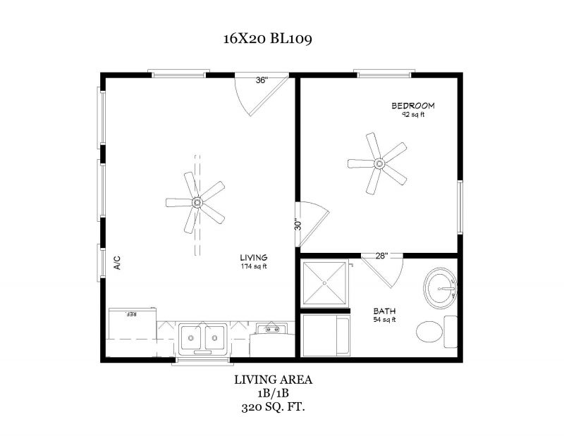 16×20 floor plan small home design in 2020 cabin floor Cabin Design Plans