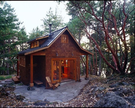 17 lovely small mountain cabin designs ideas style motivation Small Mountain Cabin Plans