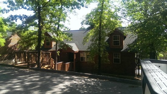 2 bedroom cabin villa picture of westgate branson woods Branson Woods Cabins