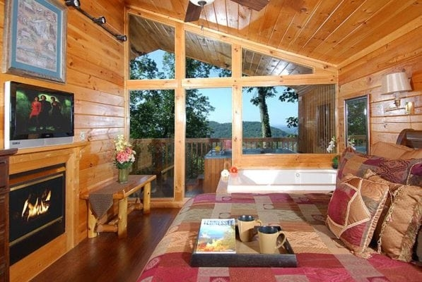 3 reasons to spend your honeymoon in gatlinburg tn Gatlinburg Tn Honeymoon Cabins