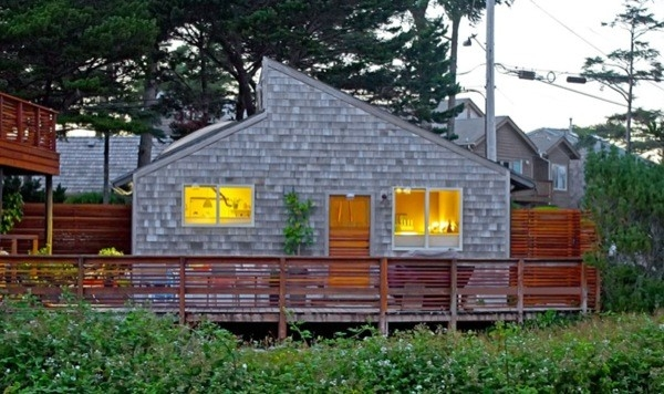 450 sq ft cannon beach cottage Cannon Beach Cabins
